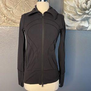 Lululemon Athletic Yoga Full Zip high neck Jacket